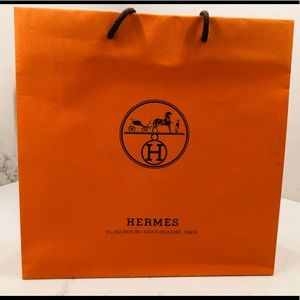 Hermès Shopping Bag
